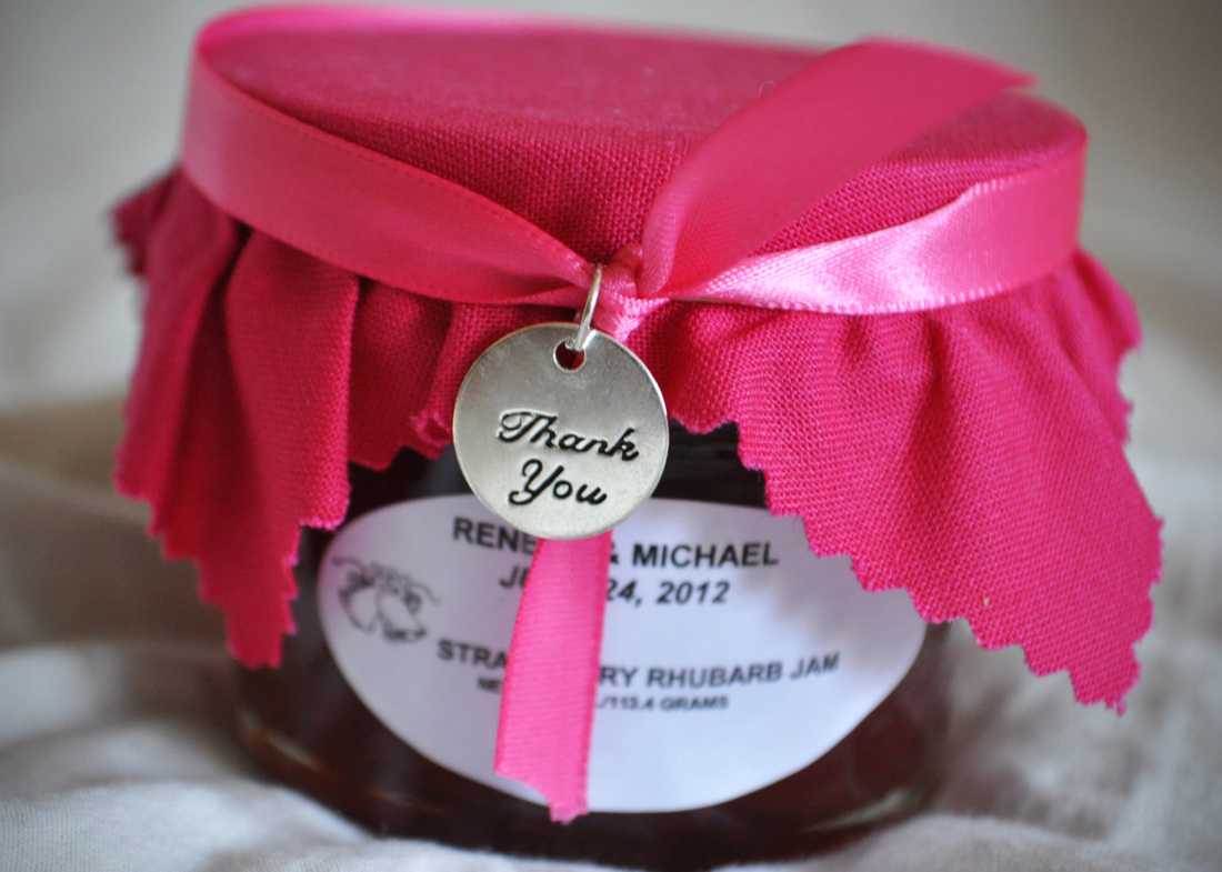 Party Favors - Jackies Jams and Jellies